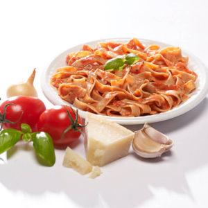 Proti-VLC Pasta Tomato Parmesan