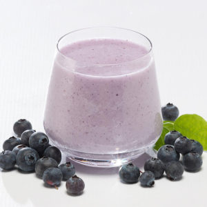 VLC Smoothies Blueberry