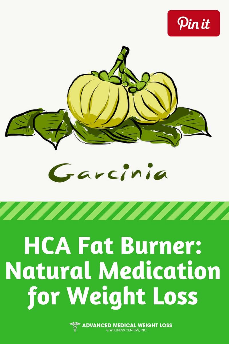 HCA Fat Burner- Natural Medication for Weight Loss