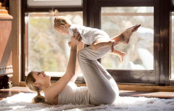 Weight Loss After a Baby: How to Make it Happen