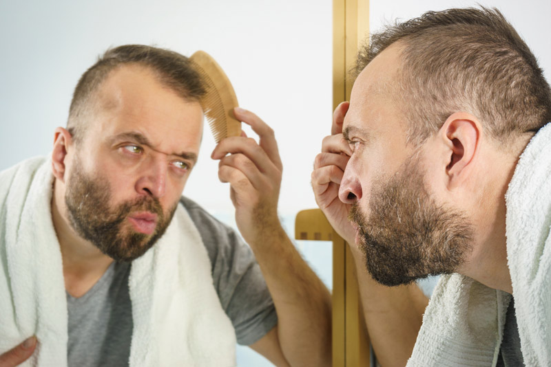 The Effects of Hair Loss: There is a Treatment