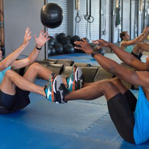 Top Weight Loss Center Shares The Benefits of Working Out with a Partner