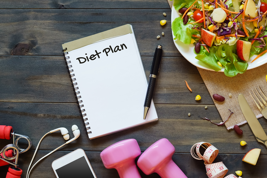 Diet Plan: How to Stick with it