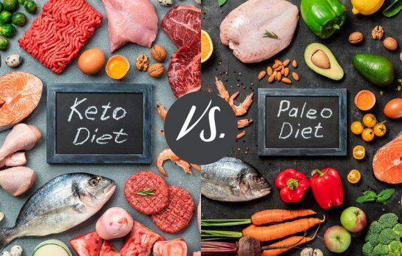 Vegas Weight Loss Expert: Keto vs. Paleo Diets
