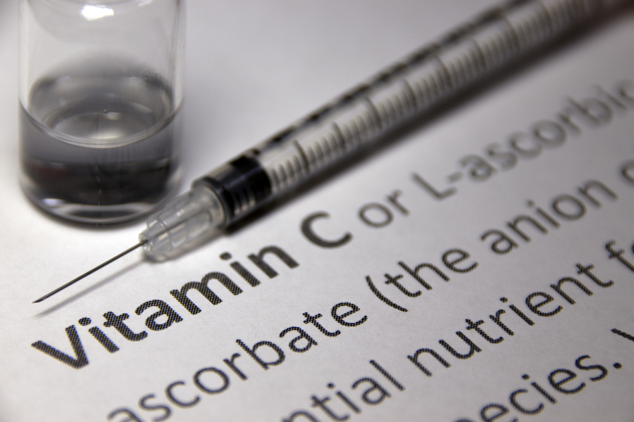 Vitamin C fat burning injections
